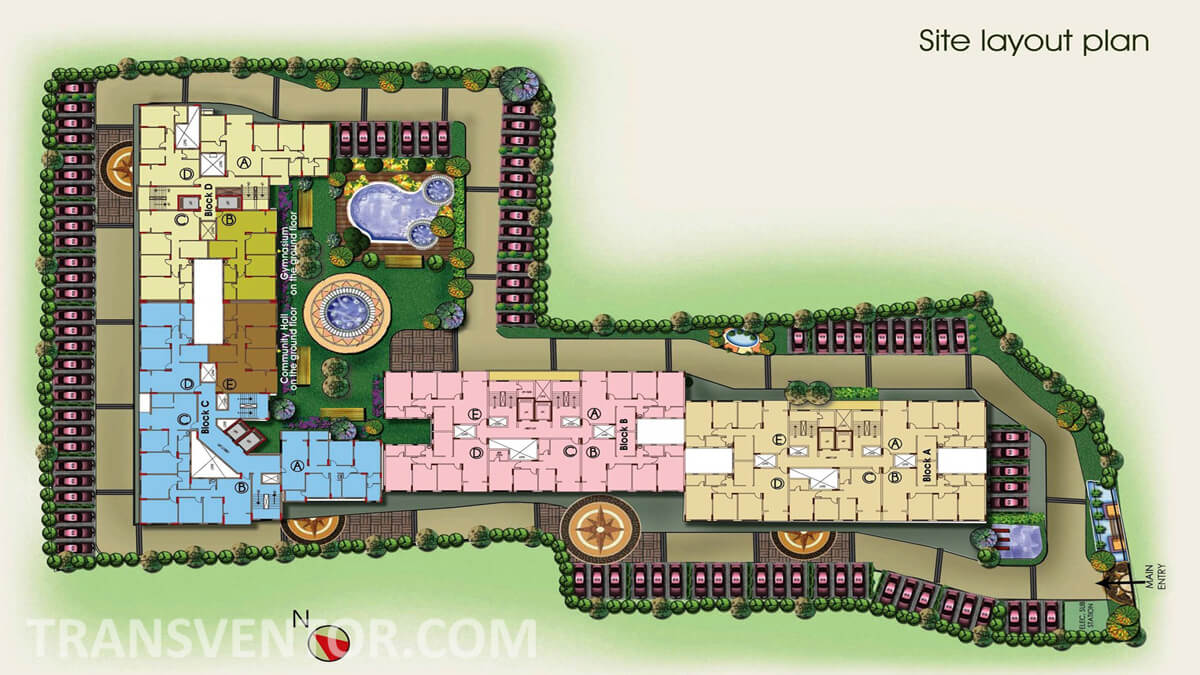 Ideal Niketan Floor Plan 4