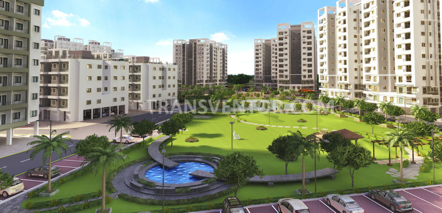 3 BHK Apartment in Greenfield City Code – STKS00017224-7