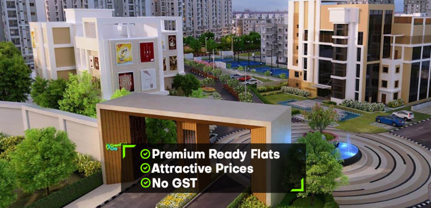 3 BHK Apartment in Greenfield City Code – STKS00017224-3