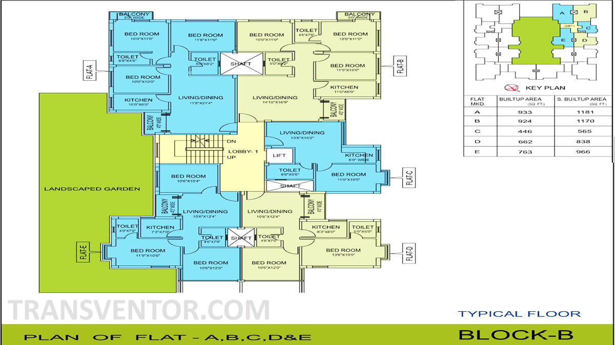 Sherwood Estate Floor Plan 2