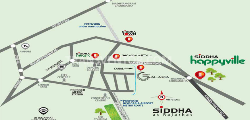 Siddha Happyville-8