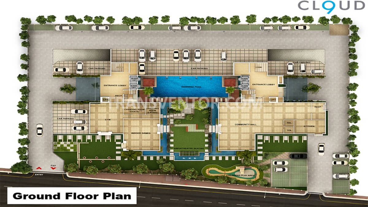 Signum Cloud 9 Floor Plan 4