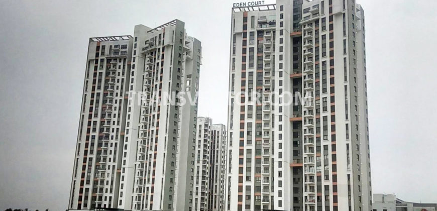 3 BHK Apartment in TATA EDEN COURT Code – S00017100-3