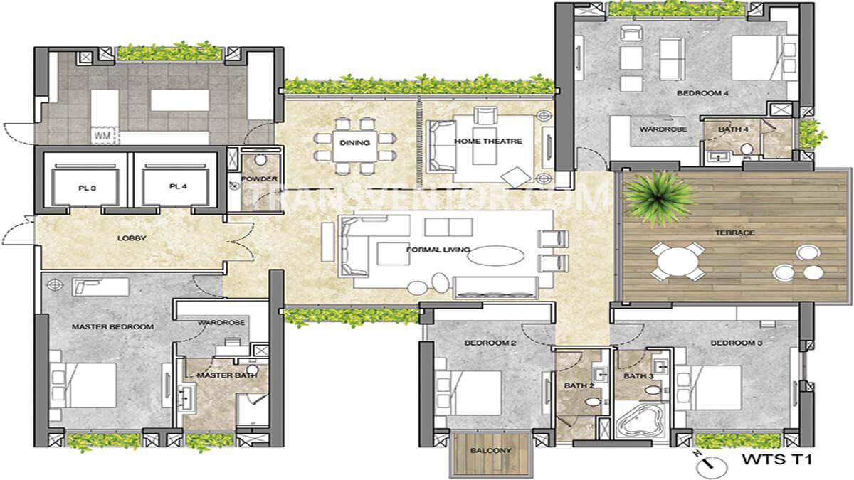Forum Atmosphere Floor Plan 2