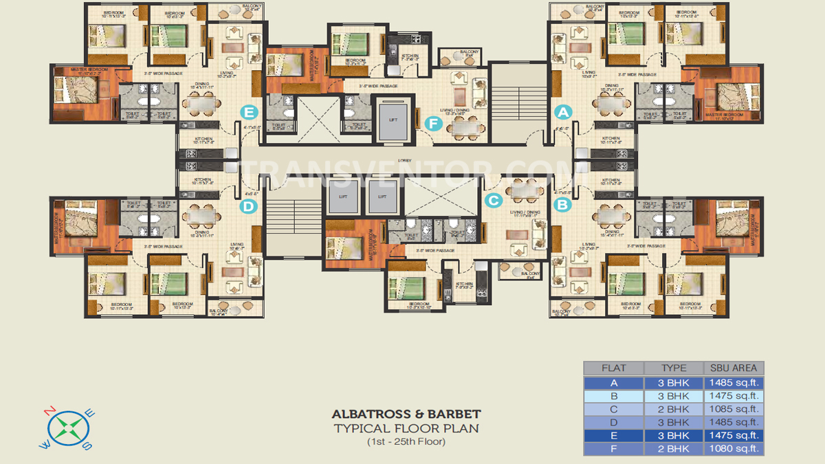 Ideal Aquaview Phase 2 Floor Plan 2