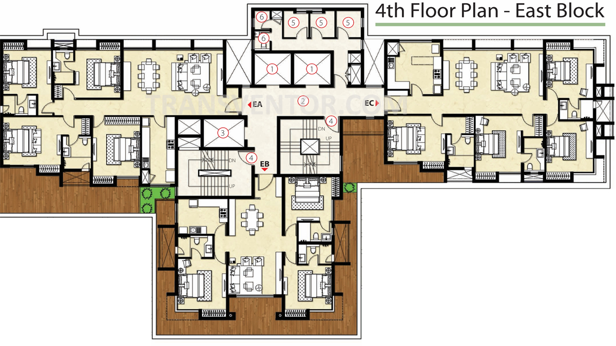 Mani Vista Floor Plan 2