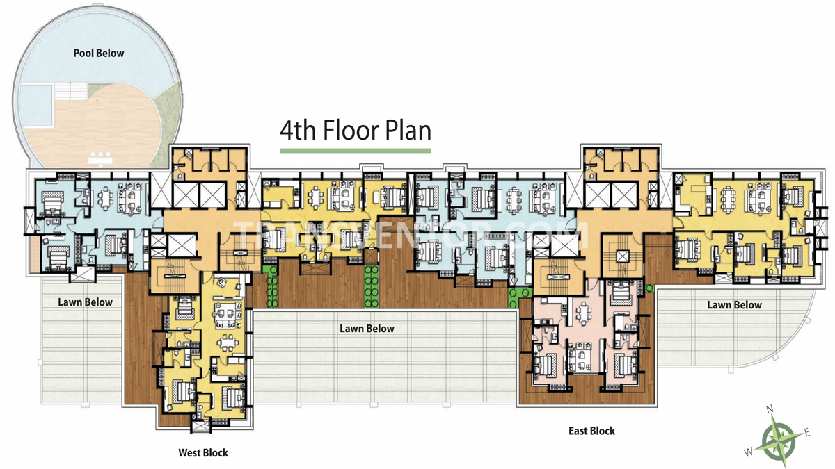 Mani Vista Floor Plan 1