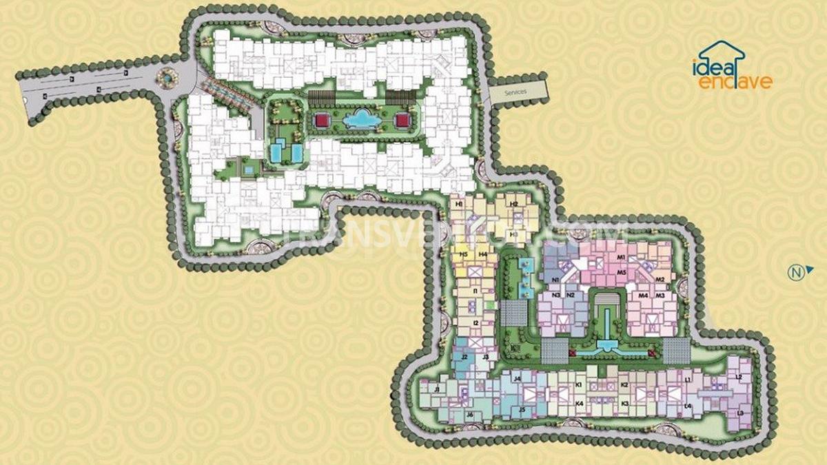 Ideal Enclave Floor Plan 3