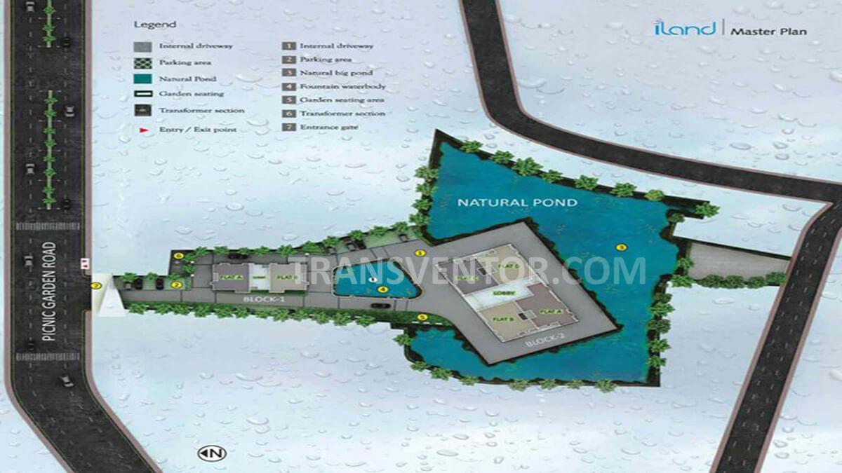 Merlin Iland Floor Plan 2