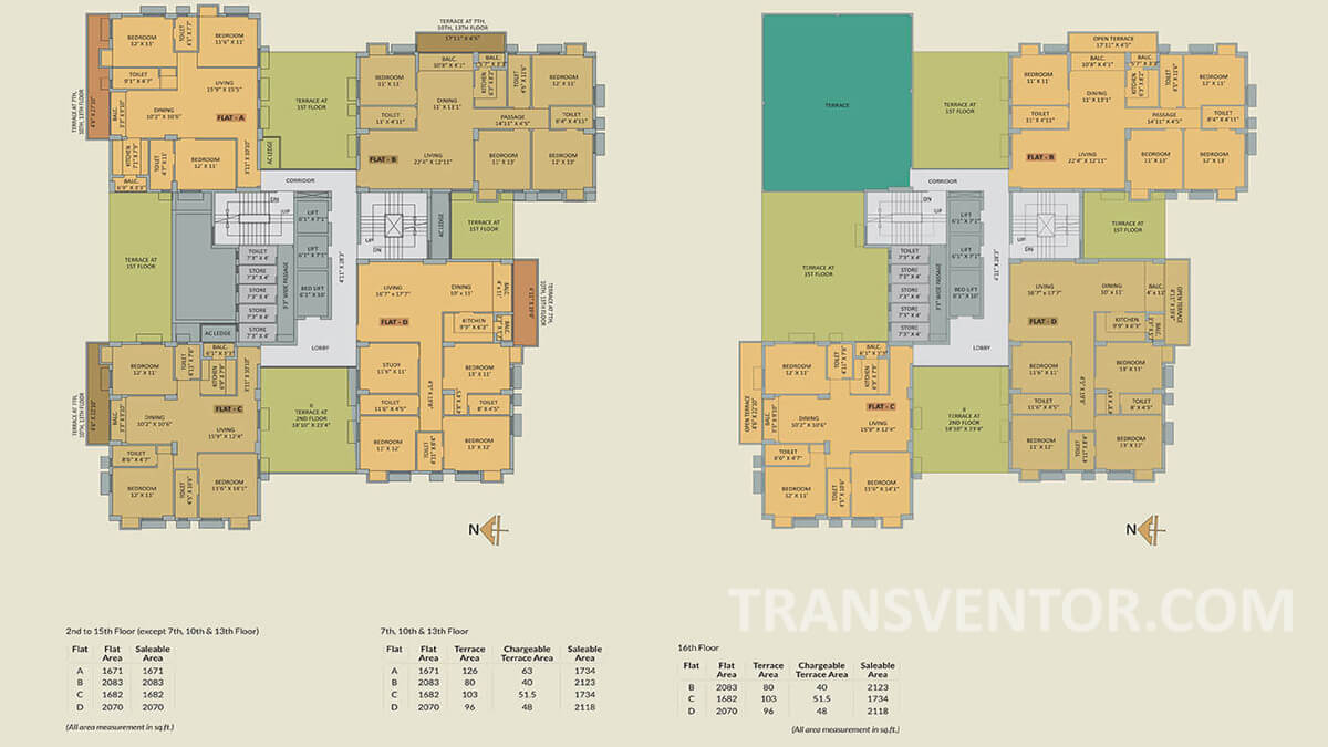 PS Aspirations Elixir Floor Plan 1