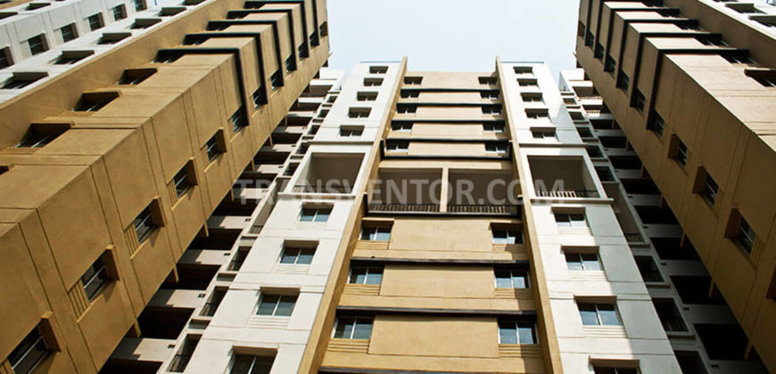 3 BHK Apartment in Shukhobrishti Code – STK00002387-3