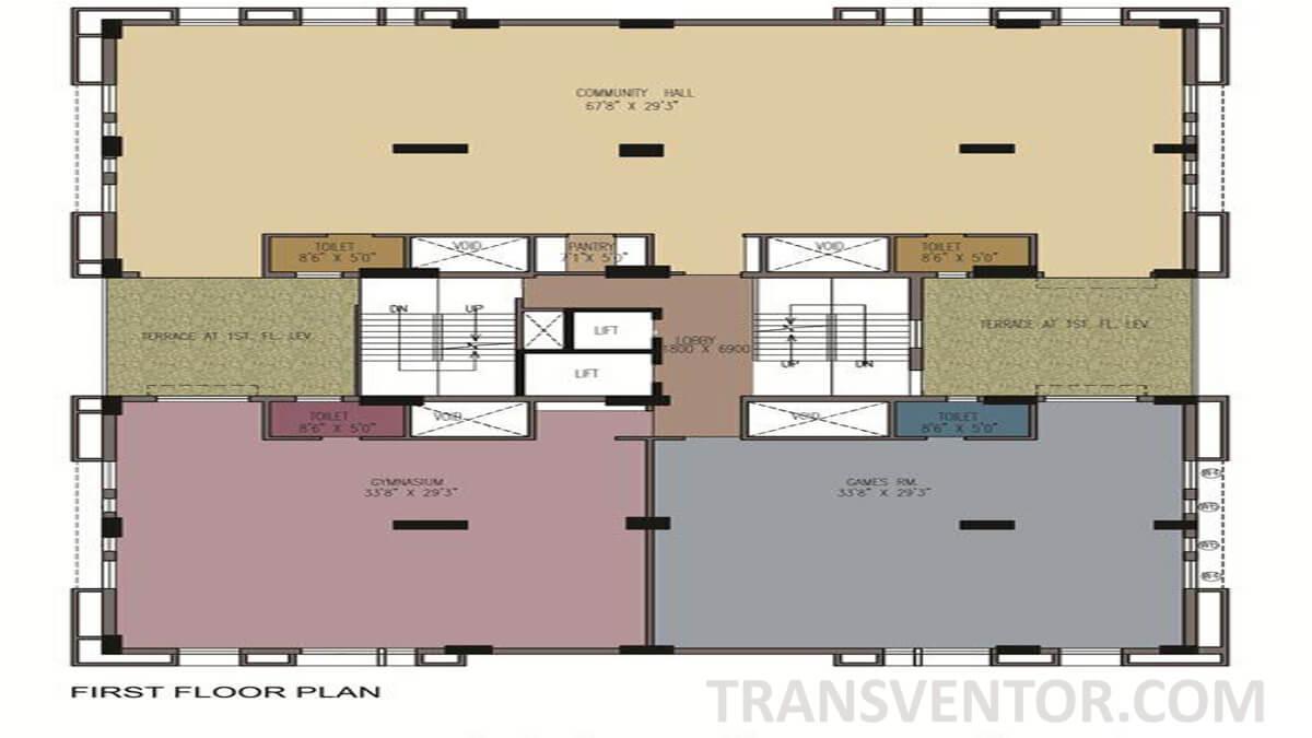 Signum Aristo Floor Plan 4