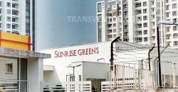 2 BHK Apartment in Sunrise Greens Code – STKS00013767-2