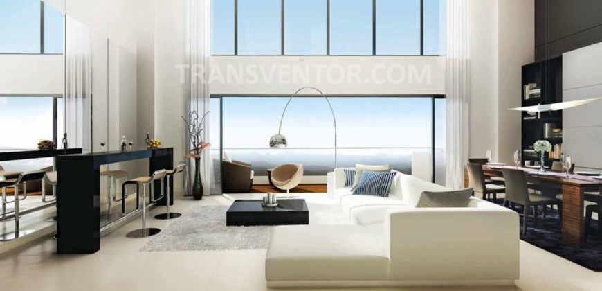 3 BHK Apartment in TATA EDEN COURT Code – S00017100-11