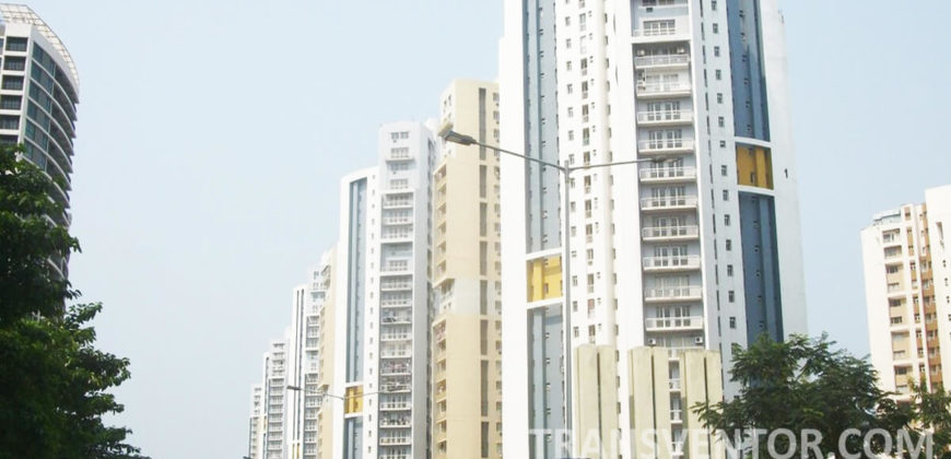 3 BHK Apartment in Unitech Heights Code – STK00002339-3