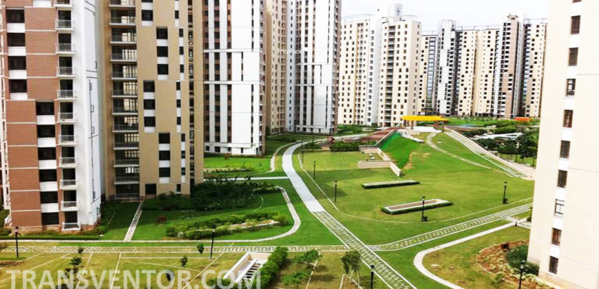 3 BHK Apartment in Unitech Heights Code – STK00002339-4