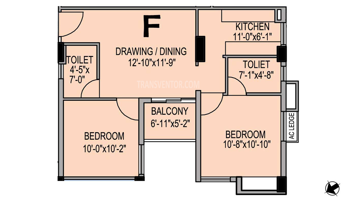 PS Eternis Floor Plan 2
