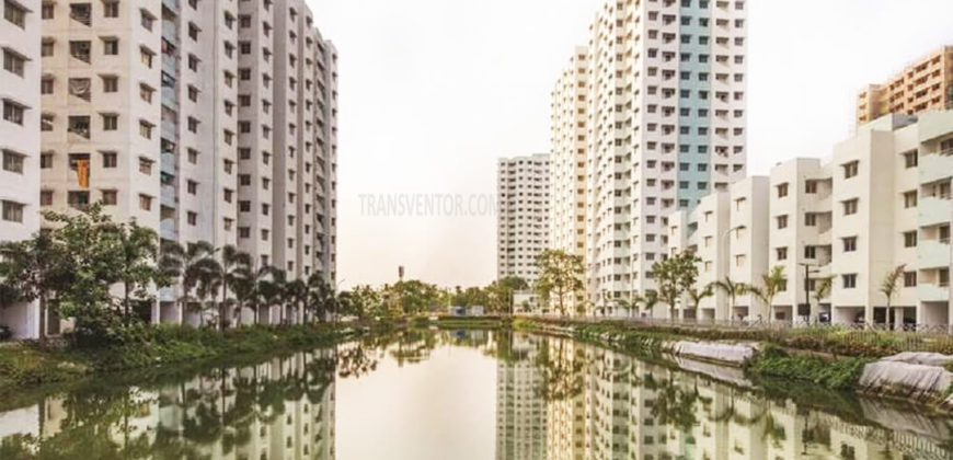 2 BHK Apartment in Godrej Prakriti Code – STKS00014978-7