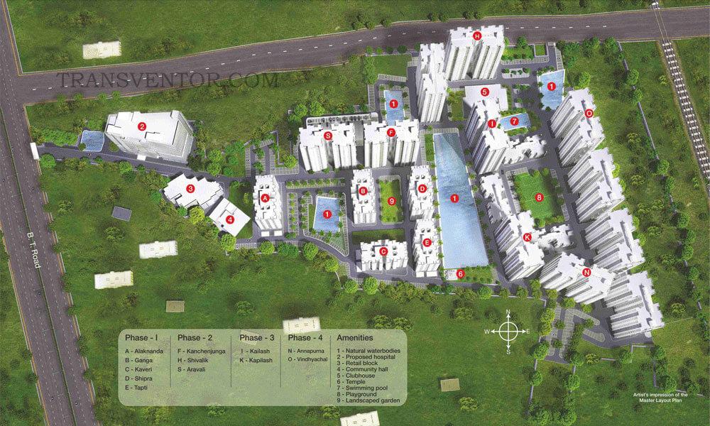 Godrej Prakriti Floor Plan 24