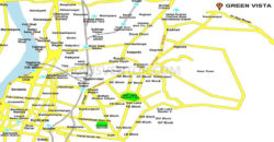 3 BHK Apartment in Green Vista Code – STKS00015289-3