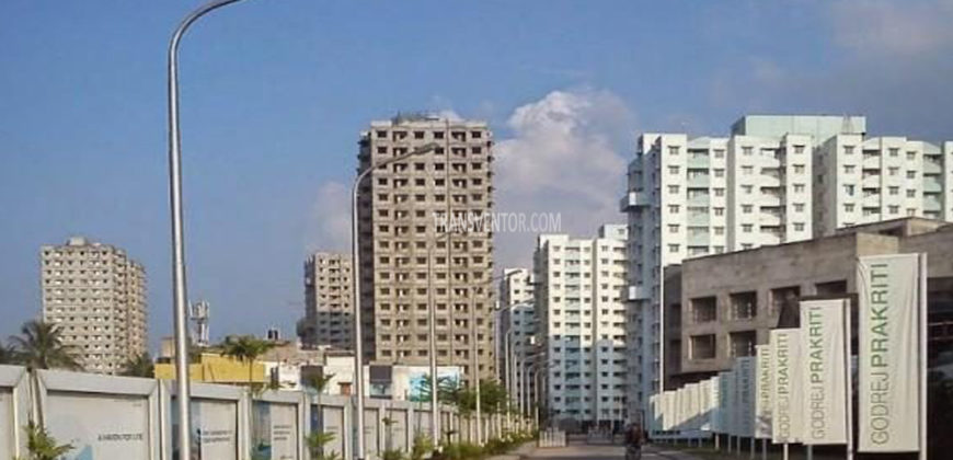 2 BHK Apartment in Godrej Prakriti Code – STKS00014978-13