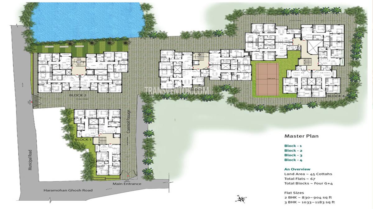 Primarc Sukriti Floor Plan 4