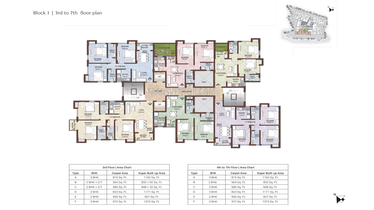PS and Vinayak Nautical Floor Plan 1