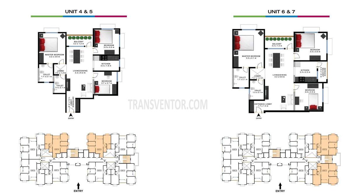 Godrej Prakriti Floor Plan 2