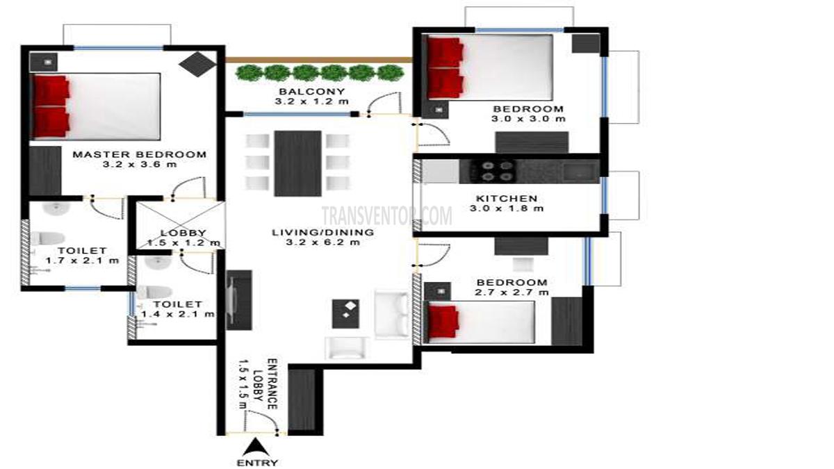 Godrej Prakriti Floor Plan 5