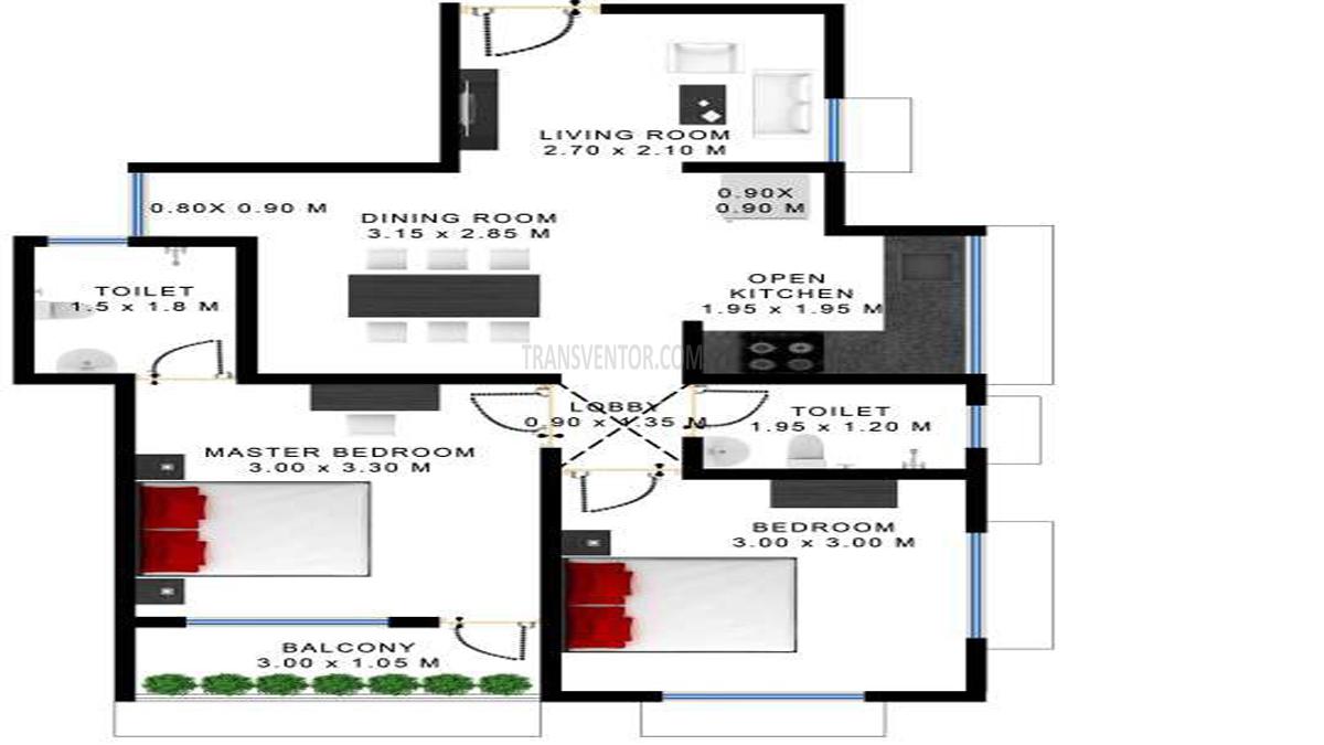 Godrej Prakriti Floor Plan 7