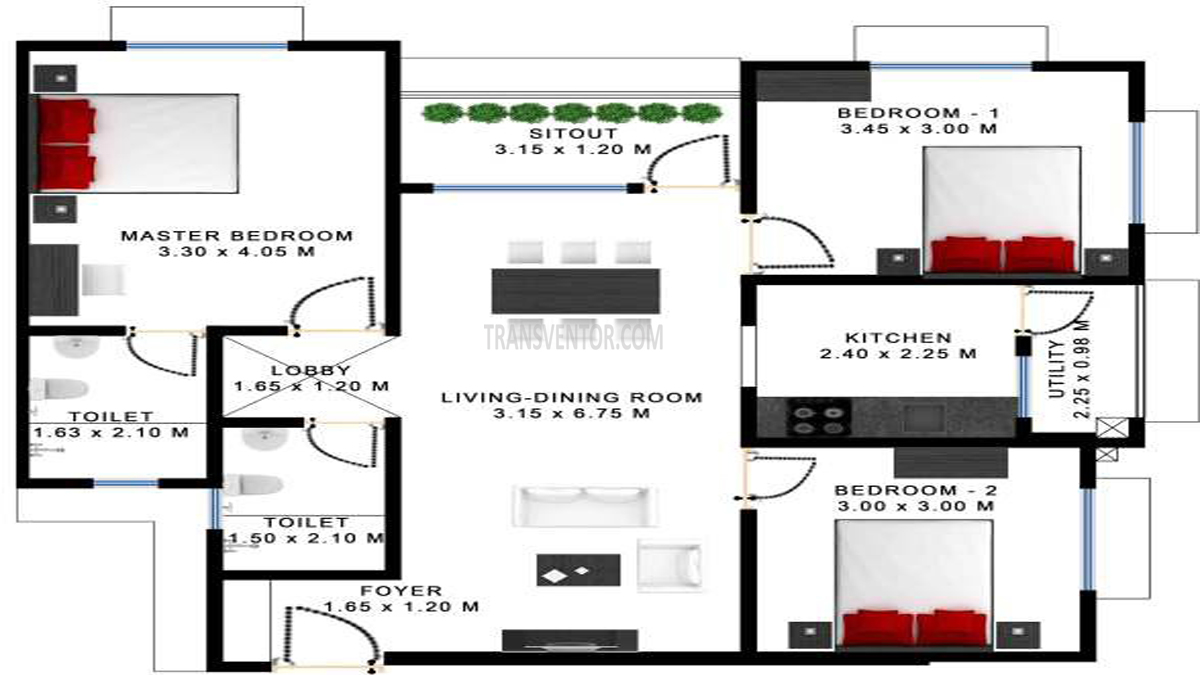 Godrej Prakriti Floor Plan 11