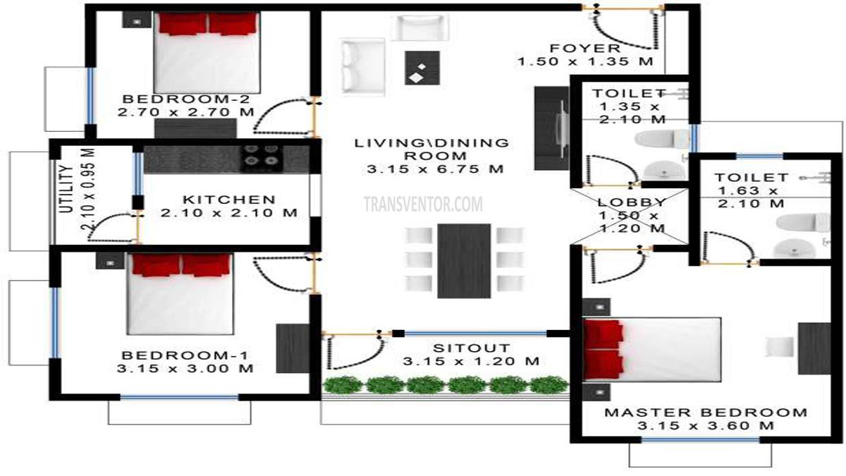 Godrej Prakriti Floor Plan 12