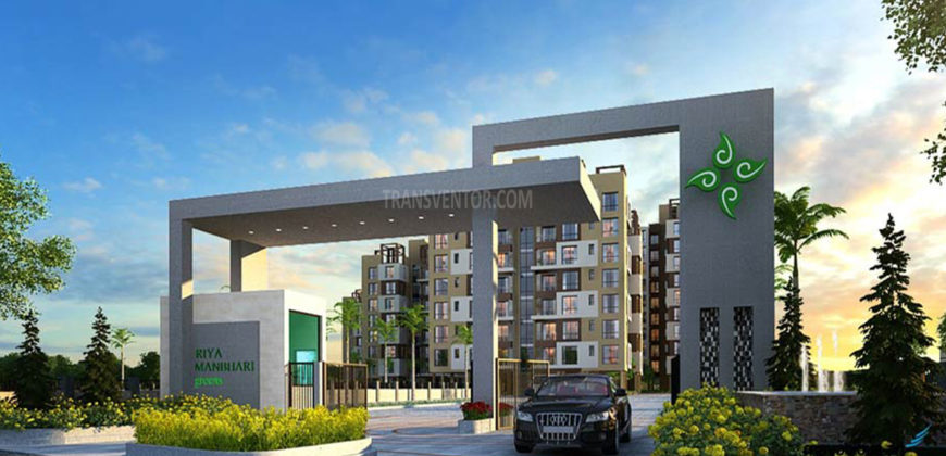3 BHK Apartment in Riya Manbhari Greens Code – STKS00016364-1