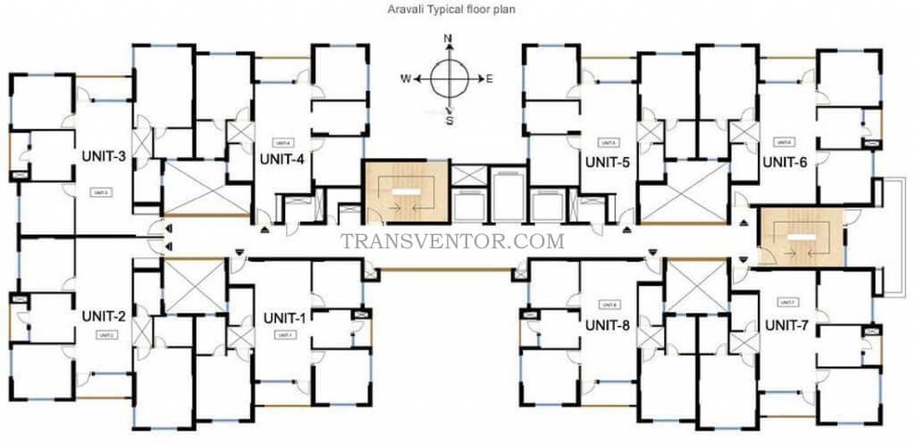Godrej Prakriti Floor Plan 16
