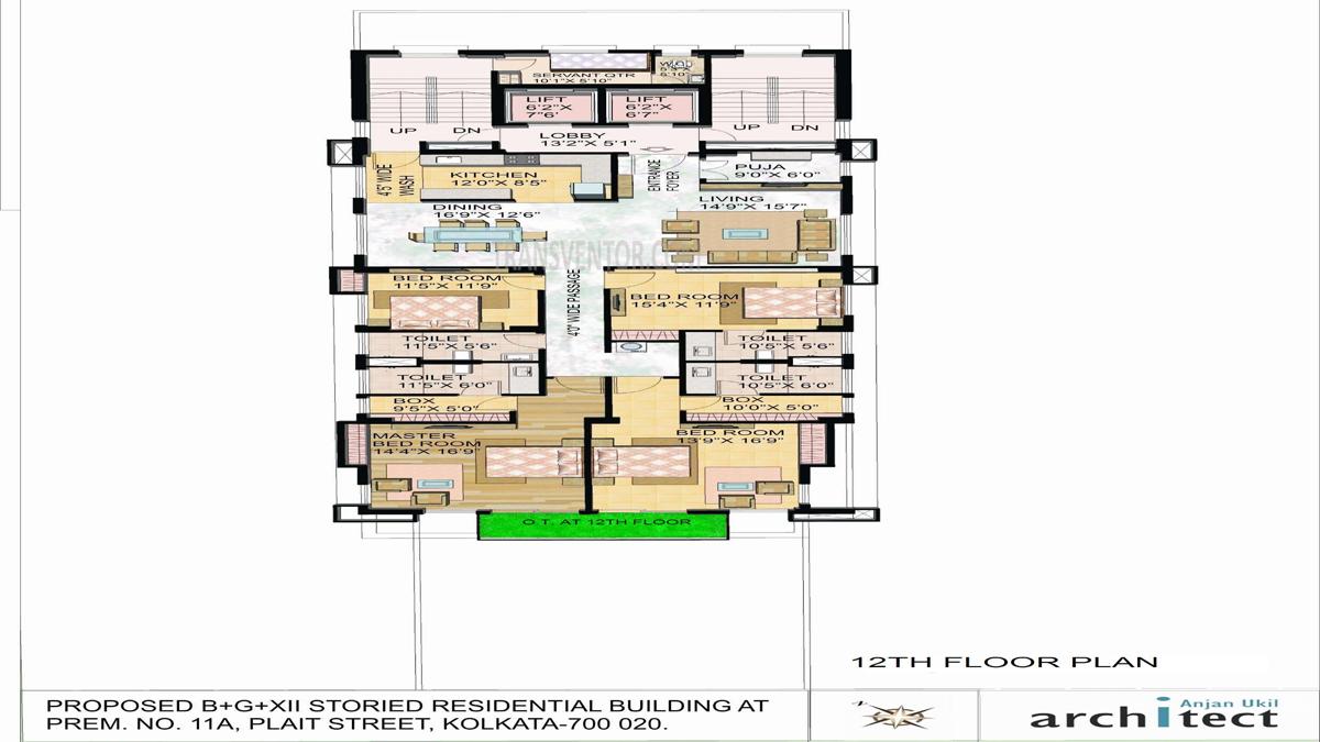 Aspirations Grandeur Floor Plan 8