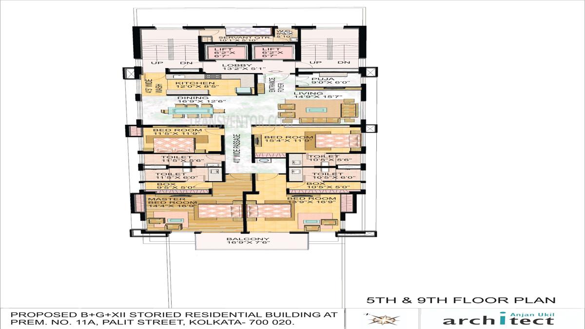 Aspirations Grandeur Floor Plan 5