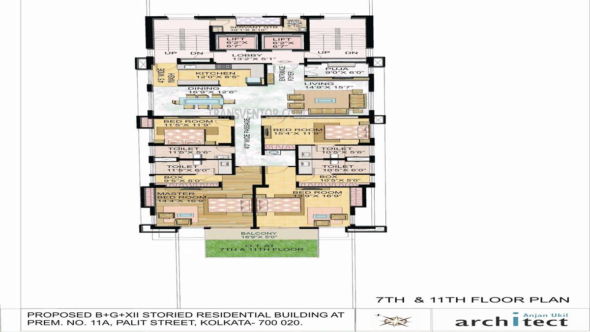 Aspirations Grandeur Floor Plan 6