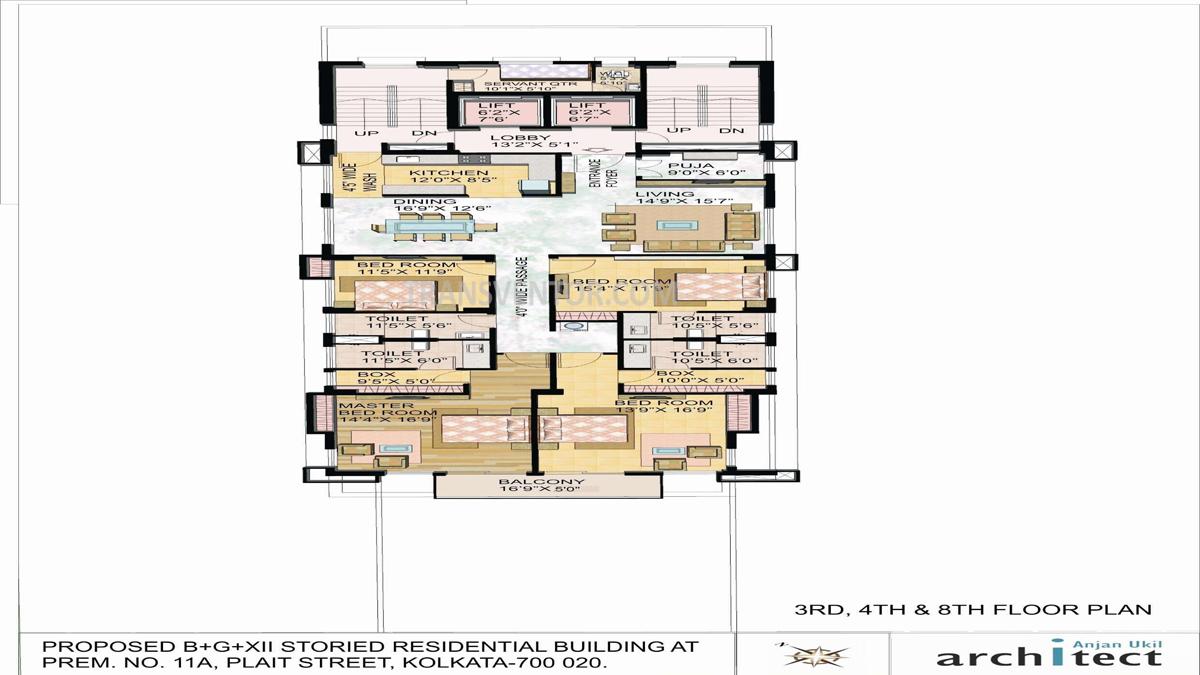 Aspirations Grandeur Floor Plan 3
