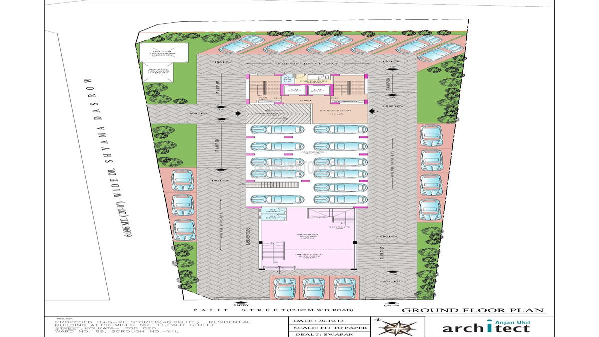 Aspirations Grandeur Floor Plan 1