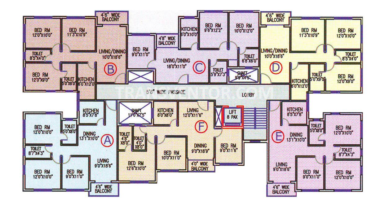 Aster Gardens Floor Plan 5