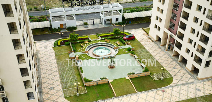 3 BHK Apartment in Bengal Dcl Malancha Code – STKS00013745-6