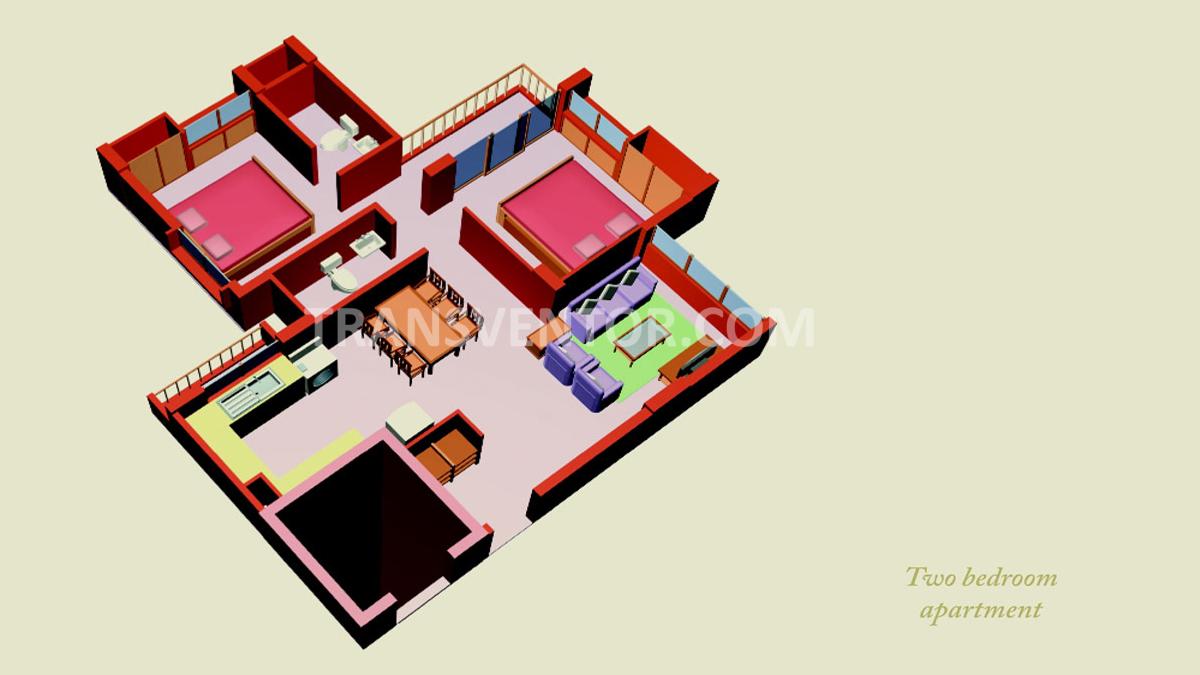 Bengal DCL Malancha Floor Plan 2