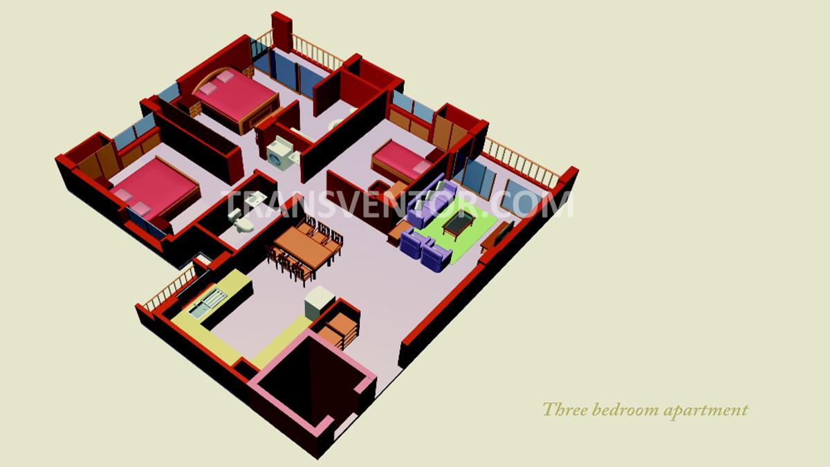 Bengal DCL Malancha Floor Plan 3
