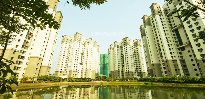 3 BHK Apartment in Diamond City South Code – STKS00016468-1