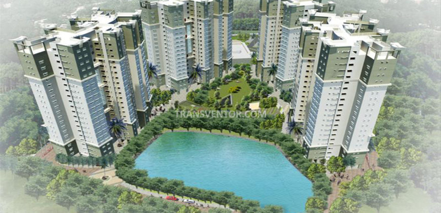 3 BHK Apartment in Diamond City South Code – STKS00016466-2