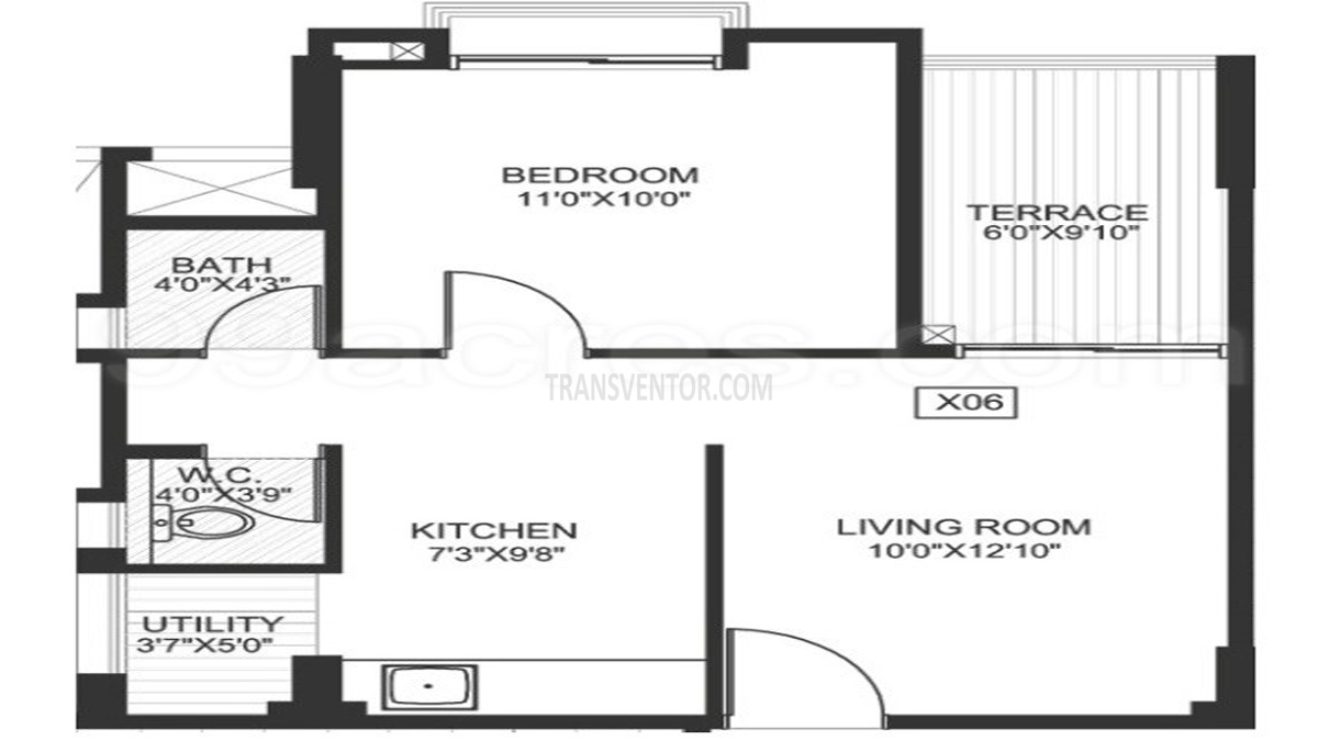 Godrej Horizon Floor Plan 2