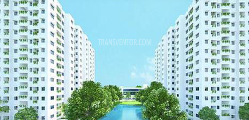 2 BHK Apartment in Godrej Prakriti Code – STKS00014978-6