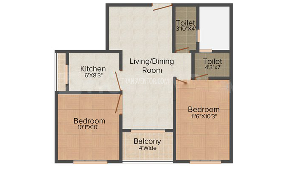 Aspirations Harmony Floor Plan 2