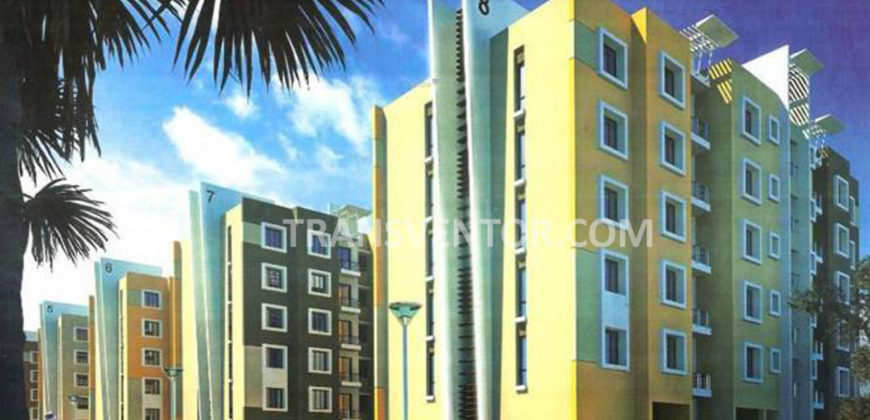 2 BHK Apartment in Ideal Abasan Code – STKS00016226-2