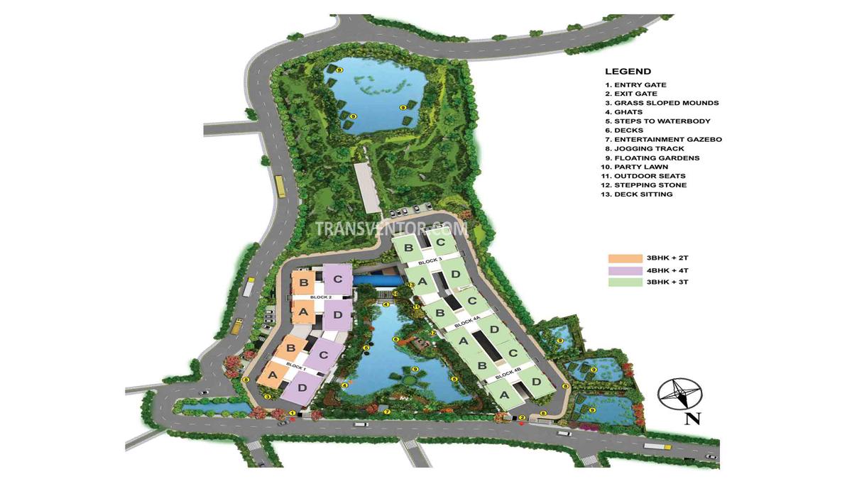 PS Jiva Floor Plan 1